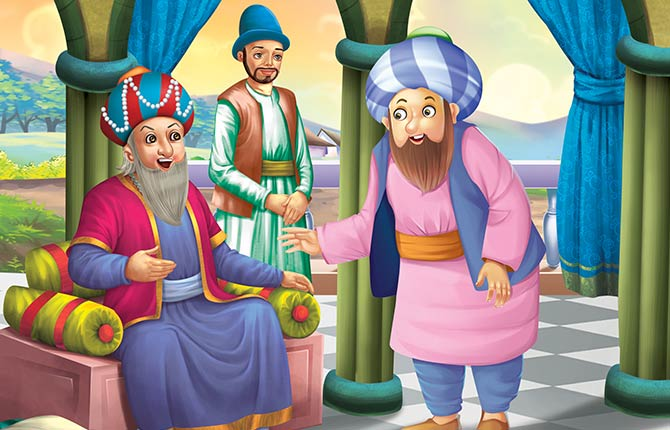 Story of Mulla Nasruddin What is roti