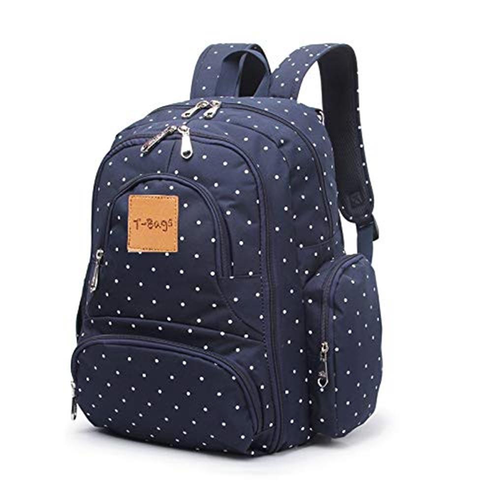 T-Bags Backpack Diaper Bag