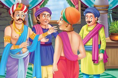 तेनालीराम की कहानी: तेनाली रामा और अंगूठी चोर | Tenali Rama Aur Anguthi Chor