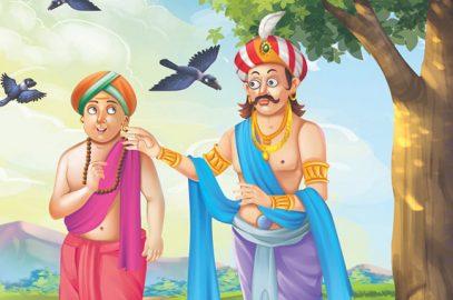 तेनालीराम की कहानी:  तेनाली रामा और स्वर्ग की खोज