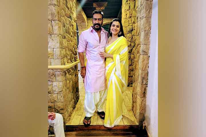 The actress who is happily married