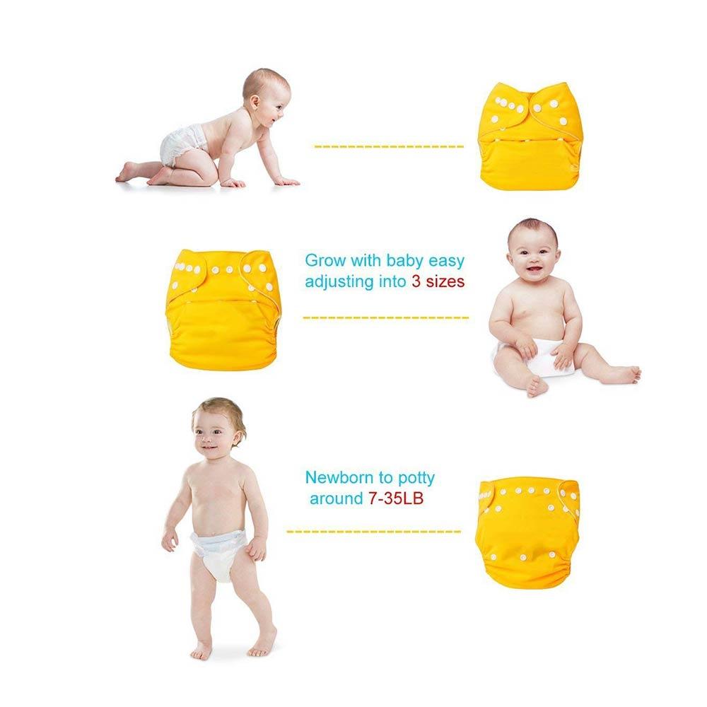 Toyboy  Baby Washable Cloth Diaper-4
