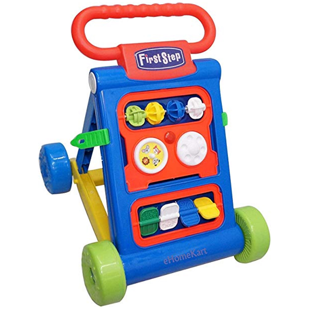 Toyboy My First Step Baby Activity Walker-0