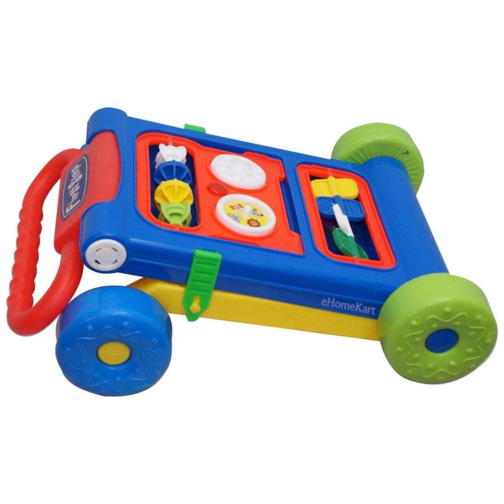 Toyboy My First Step Baby Activity Walker-1