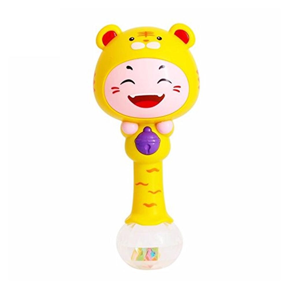 Toyshine Rhythm Stick Rattle with Colorful Soft Ligh