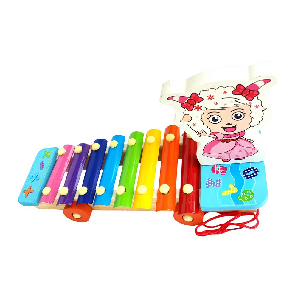 Trinkets & More - Kids Xylophone Wooden
