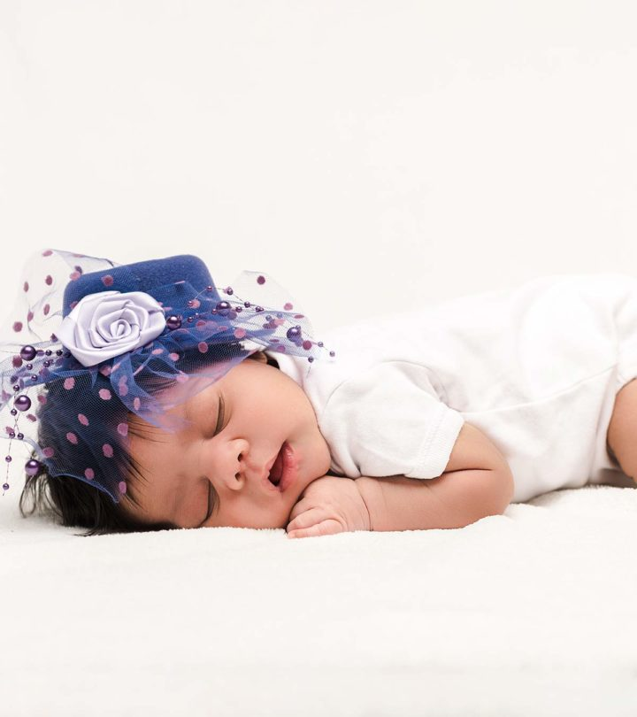 Vrishabha Rashi Or Taurus Baby