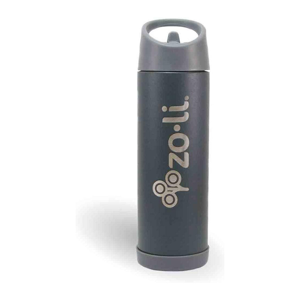 Zoli  Stainless Steel Water Bottle with straw