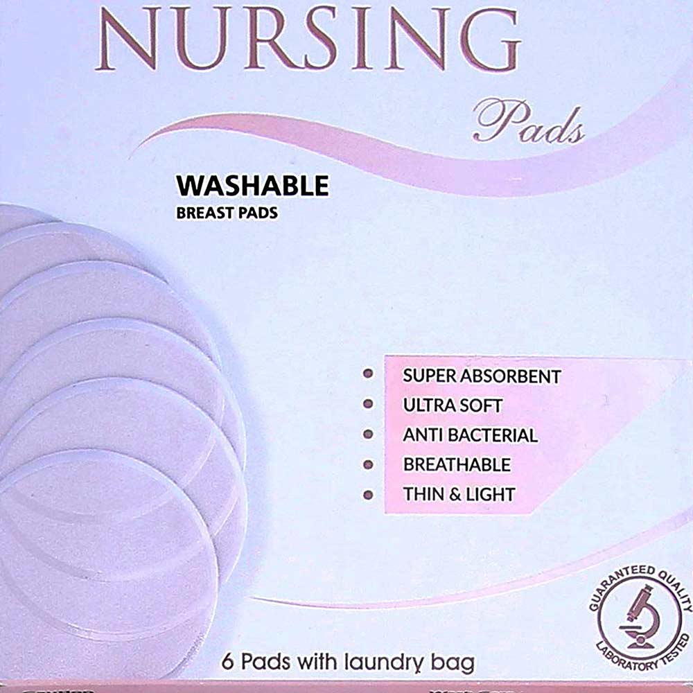 ahc washable maternity nursing breast pads