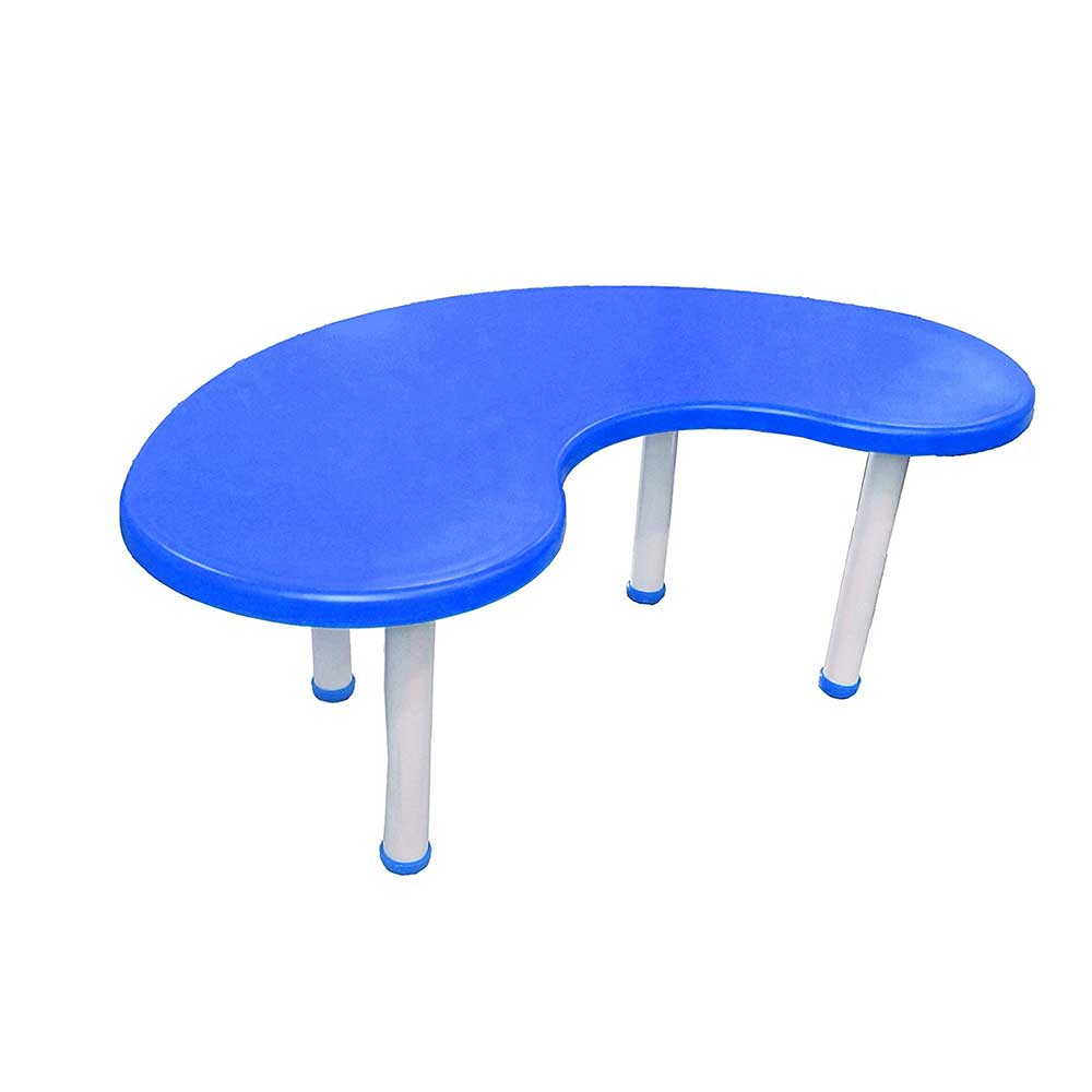 eHomeKart Playtool Moon Table - Front Round Table for Kids