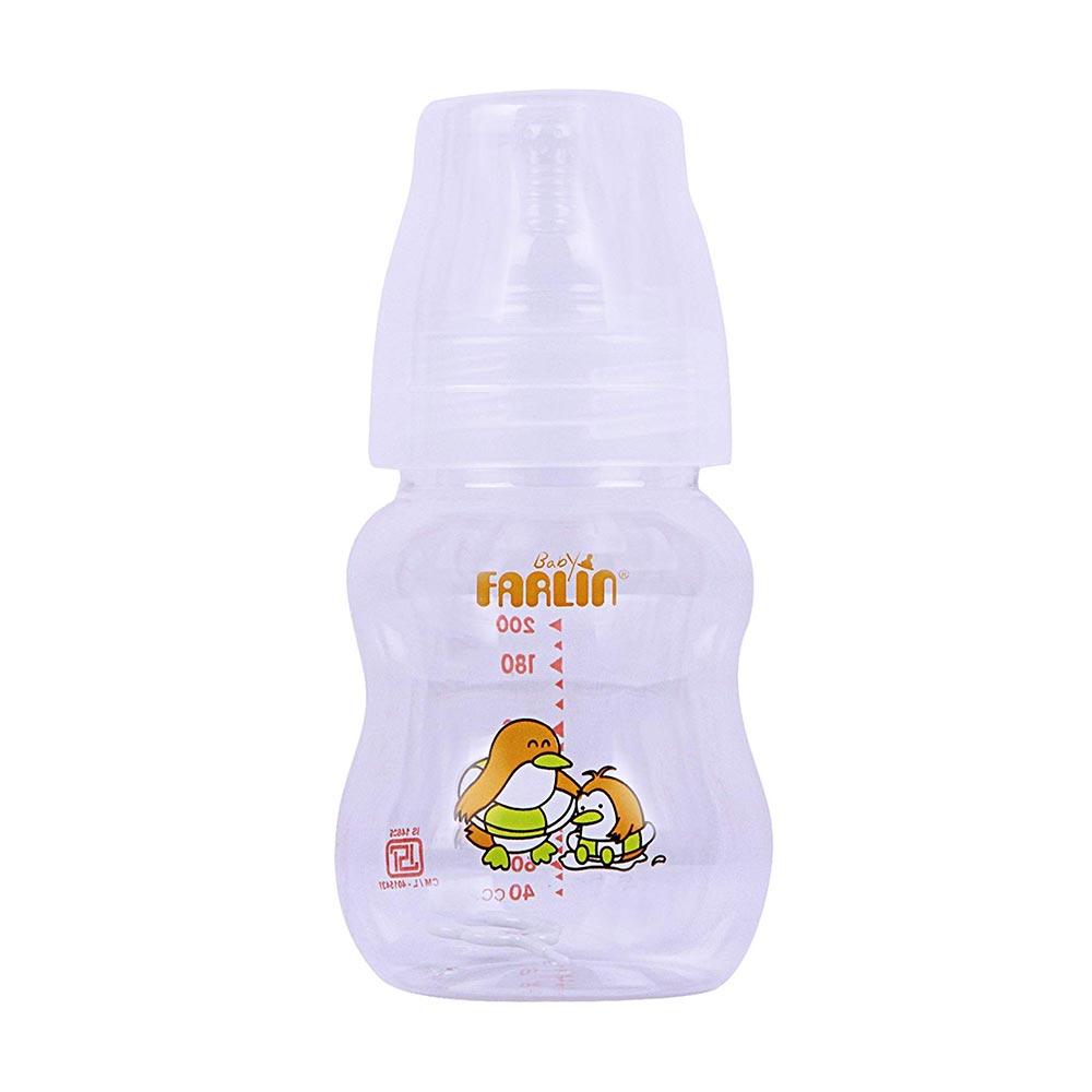 farlin wide neck feeding bottle