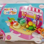 Happy Chef Kitchen set-Happy Kitchen play-By sumi2020