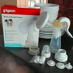Pigeon Breast Pump Basic Edition - Manual-For the busy moms-By sumi2020