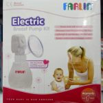 Farlin Electric Breast Pump Kit-Perfect choice-By sumi2020