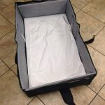 Babies Bloom Infant Travel Bag Cum Diaper Changer-Baby Travel Bed-By sumi2020