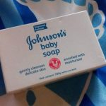 Johnson's Baby Soap-The well known baby soap-By sumi2020