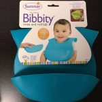 Summer Infant  Rinse and Roll Portable Bib-So helpful for mess free feed time-By jayasree0806