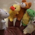 Kuhu Creations Animal Finger Puppets Pack-puppet stories-By vanajamk