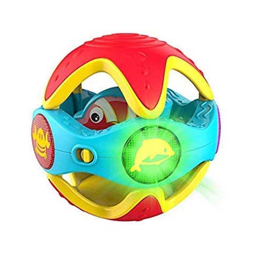 higadget Musical Rattle Ball for Babies