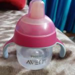 Philips Avent Classic Soft Spout Cup-Soft Spout Sipper by Philips Avent-By poonam2019