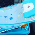 LuvLap Hippo Dippo Compact Baby Bather-Hippo dippo bather-By vanajamk