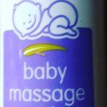 Himalaya Baby Massage oil-massage naturally with himalayas-By vanajamk