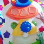 Chicco Baby Activity Walker-First step with Chico activity walker-By diya_sanesh