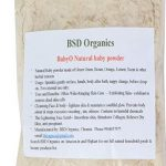 BSD Organics BabyO Natural Baby Powder-Bath powder-By ragendhu