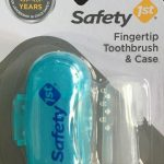 Safety 1st Fingertip Toothbrush and Case-Good toothbrush substitute-By diya_sanesh