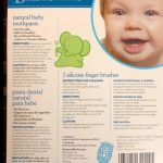 dr. brown's natural baby toothpaste-Great baby toothpaste-By diya_sanesh