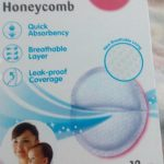 Pigeon Breast Pads Honeycomb-Breast pads that saves embarassment-By diya_sanesh