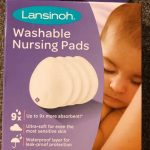 Lansinoh Washable Nursing Pads with Superior Absorbency and Ultra-Soft Comfort-Ultrasoft nursing pad-By diya_sanesh