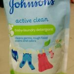 Johnson's Baby Laundry Detergent Active Clean-2 in 1 detergent cum fabric conditioner for baby-By diya_sanesh