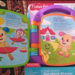 Fisher Price Storybook Rhymes Musical Toy-Musical toy with rhymes-By diya_sanesh