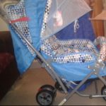 Tiffy & Toffee Smart and Safe Baby Stroller-Smart and safe baby carrier-By diya_sanesh