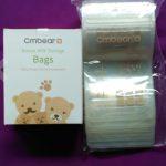 Cmbear BPA Free Convenient Breastmilk Freezer Storage Bags-Bpa free storage bags-By rev