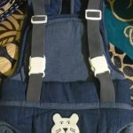 Sunbaby Baby Carrier-Comfort cotton fabric-By rev