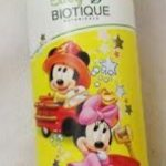 Biotique Disney Mickey Baby Body Wash-Mickey Mouse bath time-By poonam2019