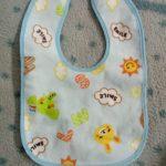 My NewBorn Baby Cotton Bibs-My NewBorn Baby Cotton Bibs-By bhumikad