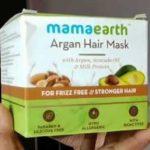 Mamaearth Argan Hair Mask-For Stronger Hair-By kalyanilkesavan