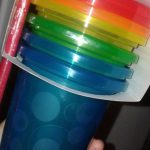 The First Years Take and Toss Straw Cup-Toddlers friendly-By rev