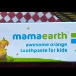 Mamaearth Baby's Natural Berry Blast Toothpaste-Good natural toothpaste for kids-By asha27