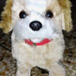 Webby Electronic Jumping Puppy Toy-Webby puppy-By vanajamk
