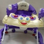 LuvLap Comfy Baby Walker Cum Rocker-Perfect trainer-By rev