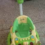 Luv Lap Sunshine Musical Baby Walker-Babies entertainer-By rev