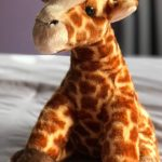 Wild Republic CK Baby Giraffe Soft Toy-Oh my Cutee girafee-By vanajamk