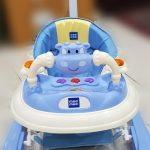 Mee Mee Baby Walker with Adjustable Height and Push Handle Bar-mee mee walker-By vanajamk