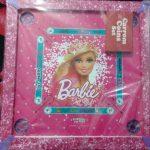 Barbie Wooden Carrom Board-light weight barbie carrom board-By vanajamk