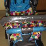 LuvLap Sunshine Stroller-awesome blue stroller for newborns-By vanajamk