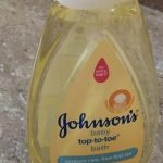 Johnson's Baby Top to Toe Bath wash-tip to toe with Johnson baby-By vanajamk
